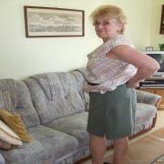Clitje van 68-jarig omaatje uit  beffen