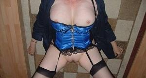 Rijpe vrouw van 70 uit Limburg