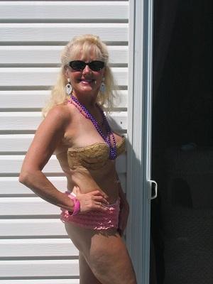 Sexdate met vrouw van 68